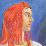 モロッコの女性